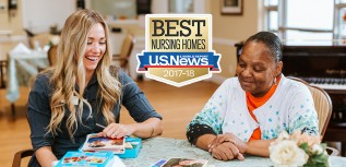 Park West Nursing & Rehab: One of America's Best Nursing Homes